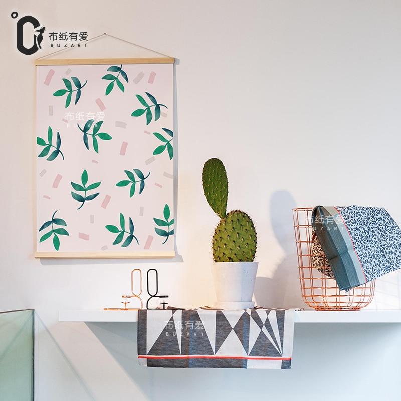 Hujan Nursery art cetakan dan poster untuk kamar anak-anak Kanvas - Dekorasi rumah - Foto 4