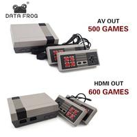 Data Frog Mini TV Game Console Support HDMI AV 8 Bit Retro Video Game Console Built