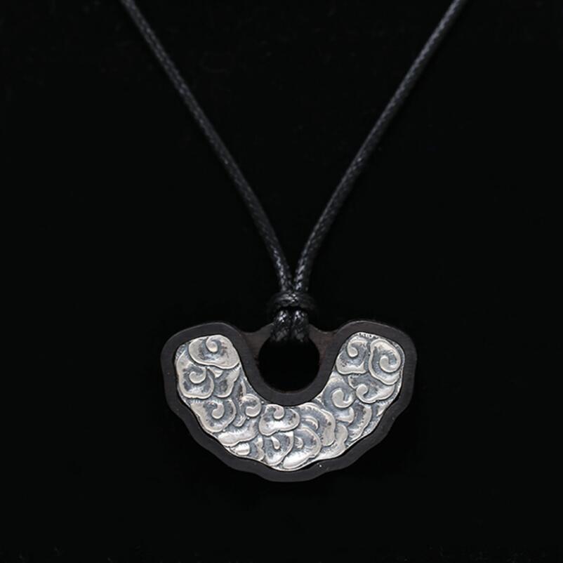 MMC Simple Elegant Party Silver Pendants Necklaces