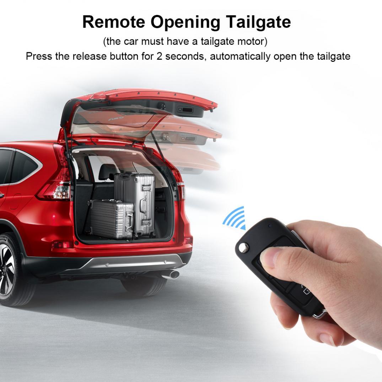 Système universel de démarrage à distance du Mini système d'alarme de voiture avec verrouillage Central automatique et entrée sans clé - 3