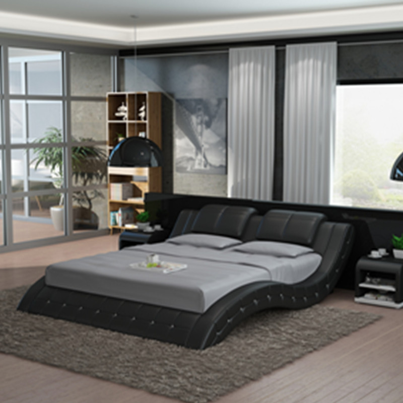Us 1099 0 Bedroom Furniture Special S Shaped Double Leather Set In Sets From On Aliexpress 11 Singles Day
