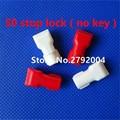 50 шт./лот  EAS дисплей безопасности  ABS Блокировка крюка  стоп-замок для штока крючки (без магнитной кнопки!)