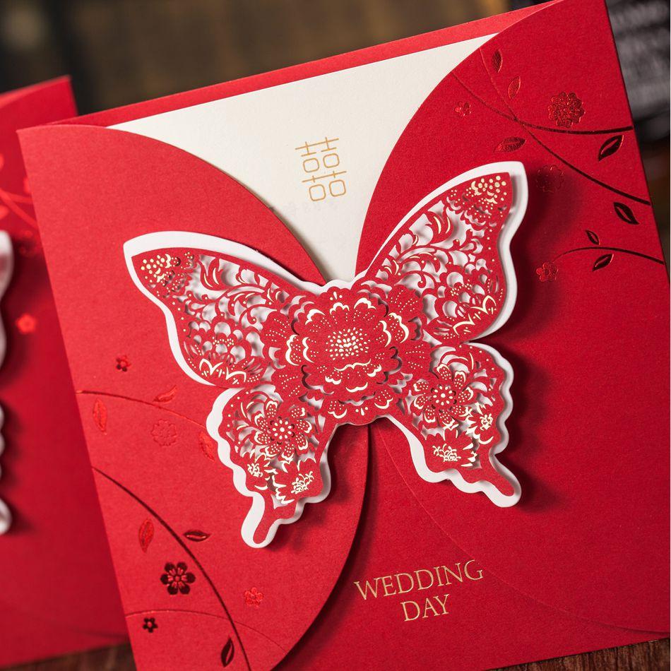 Famous Custom Embossed Wedding Invitations Mold - Invitations and ...