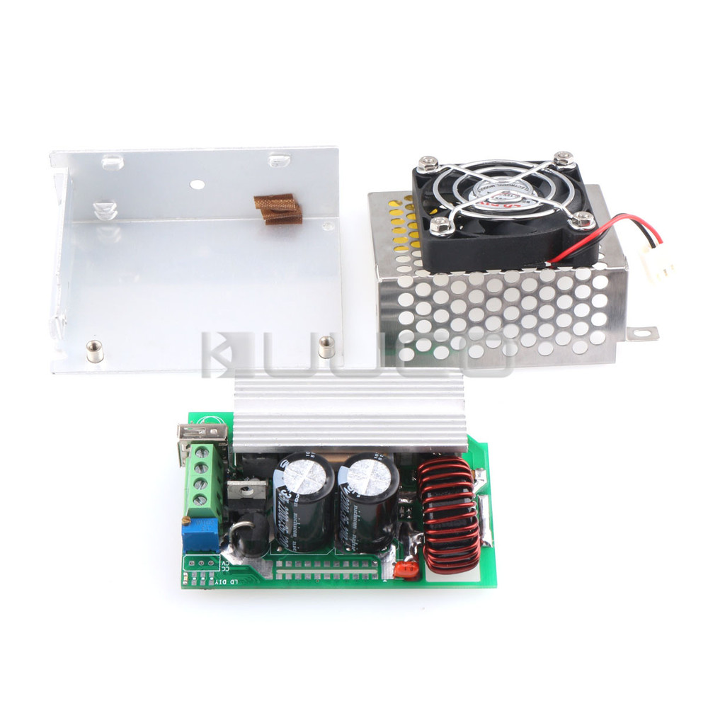 Car Converter Dc10v16v To 12v20v 10a 200w Adjustable Boost Voltage Dc Supply 0 20v At 1a Regulator Laptop Power Thermostat Fan In Inverters Converters From Home
