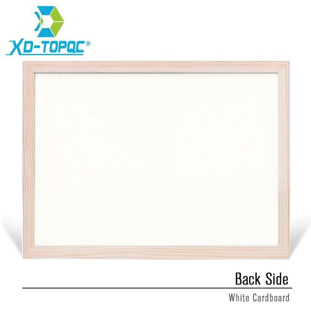 Фото белая доска xindi 35*45 см новая сухая салфетка рамка из сосновой