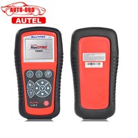 100% Original AUTEL MaxiTPMS TS601 With OBD2 Adapters TPMS Diagnostic & Service Tool Update Via Internet DHL Free Shipping