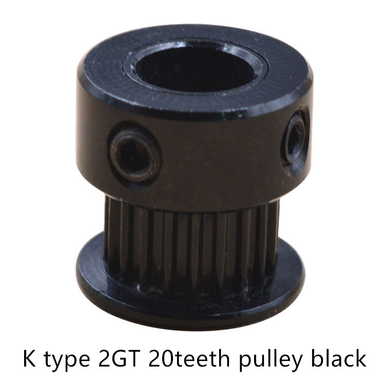 GT2 Timing Pulley 20 teeth Bore 3.17mm 4mm 5mm 6mm 6.35mm 8mm for width 6mm 10mm 2GT Synchronous Belt Small backlash 20Teeth powge 8pcs 20 teeth gt2 timing pulley bore 5mm 6mm 6 35mm 8mm 5meters width 6mm gt2 synchronous 2gt belt 2gt 20teeth 20t