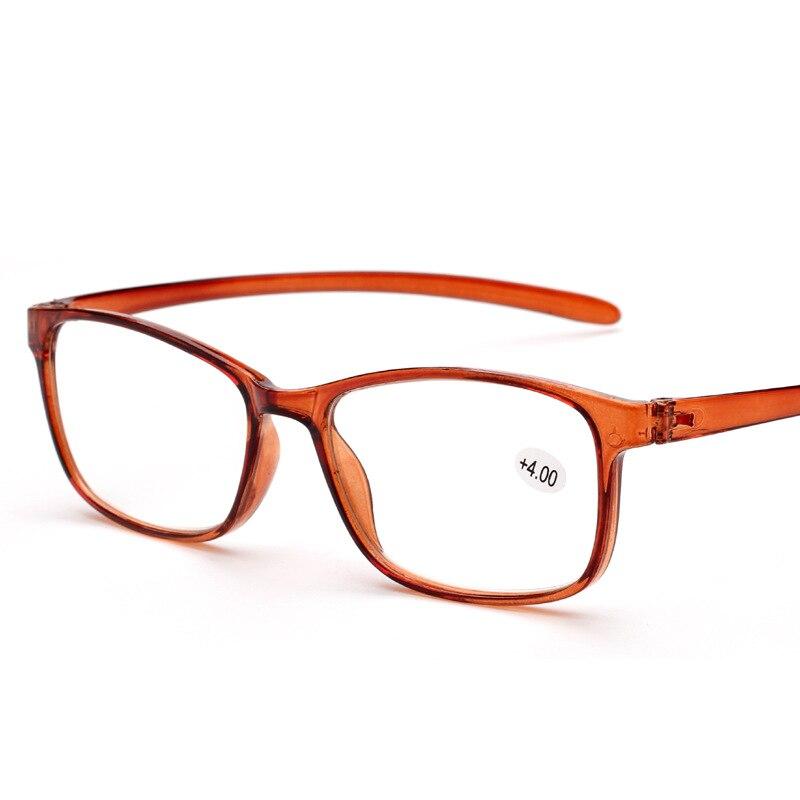 Ultralight Presbyopia Lenses Women Men Reading Glasses Presbyopic Glasses Unisex Eyeglasses +1.0 1.5 2.0 2.5 3.0 4.0 1