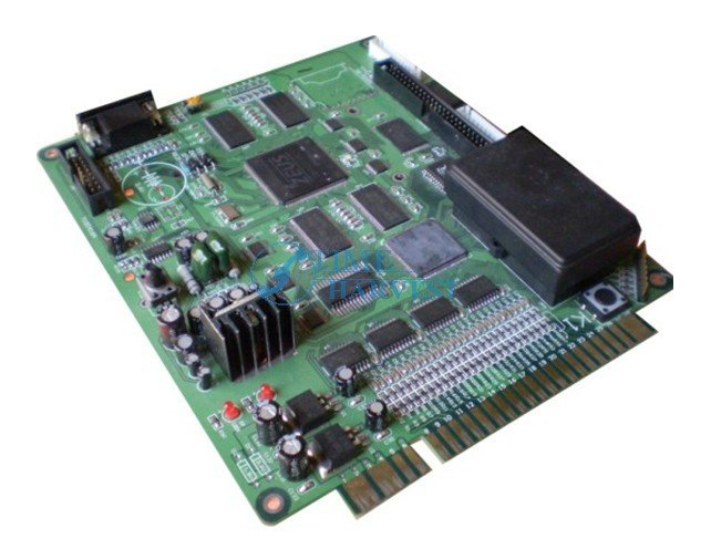Western Cow Boy Game PCB/Casino game board for Slot arcade game machine/LCD acbinet