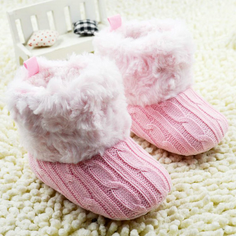 Baby-Girl-Shoes-7-Colors-Toddler-Knited-Faux-Fleece-Crib-Snow-Boots-Kid-Bowknot-Woolen-Yam-Fur-Knit-Shoes-1