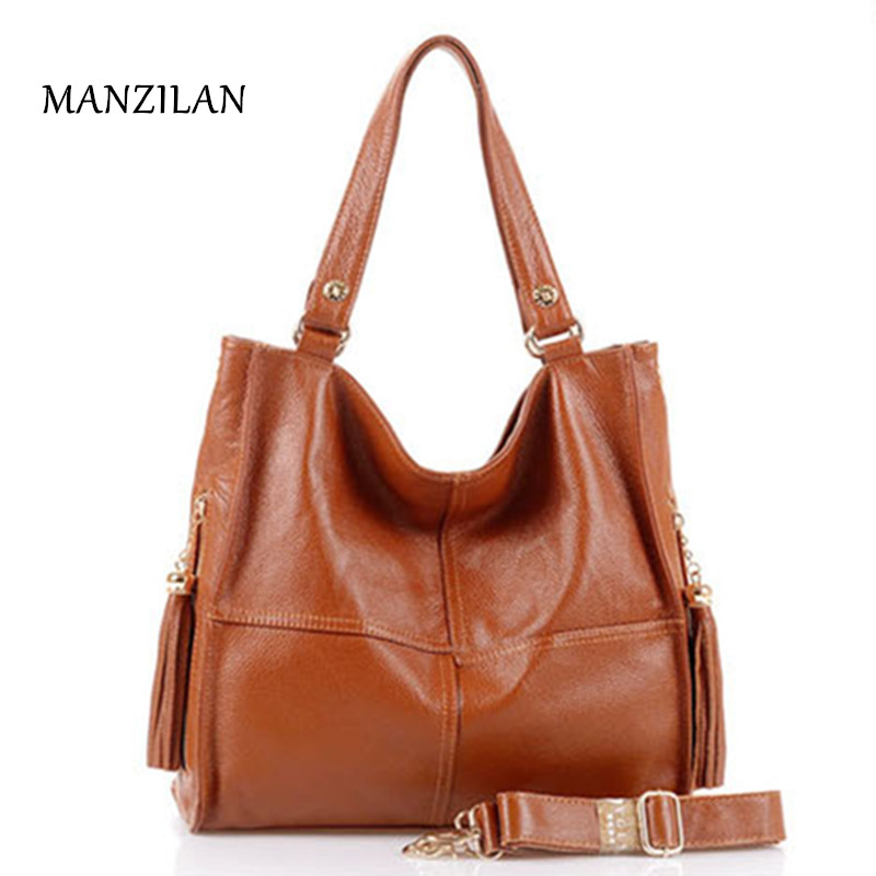 ФОТО 2017 Summer and Autumn genuine leather women's handbag /Cowhide one shoulder messenger bag for women / Hot selling leather bags