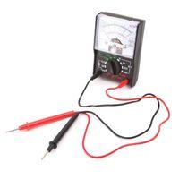 DC/AC 1000V 전압계 250mA 전류계 1K 저항 측정기 아날로그 멀티 미터 도구|멀티미터|   -