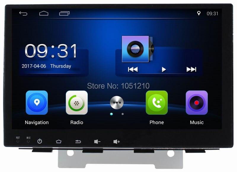 Ouchuangbo android 8.1 voiture multimédia gps navigation radop pour Geely Emgrand EC7 2014 prise en charge 1080 p USB quad core AUX