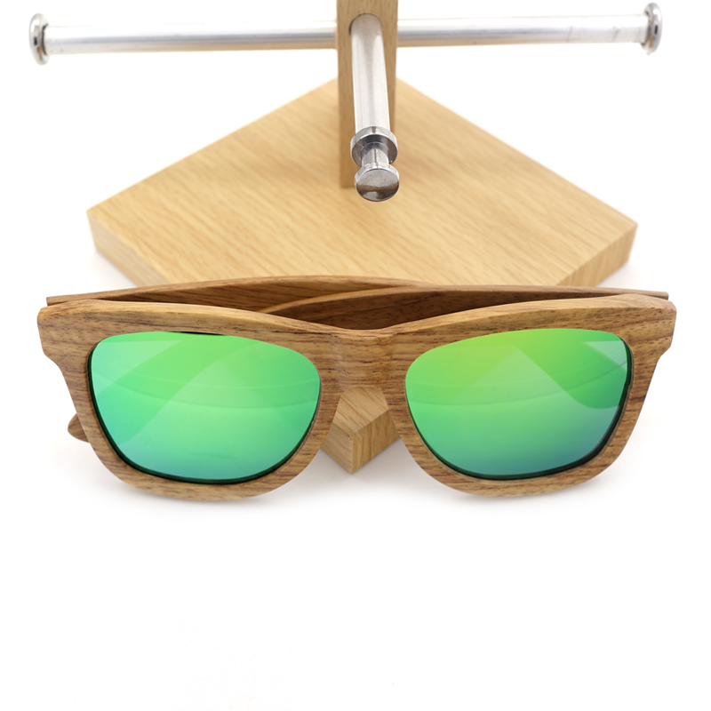 4b145d61661 BOBO BIRD AG007c Handmade Wooden Sunglasses Green Polarized Lens Glasses  New Eyewear oculos de sol feminino Accept Drop Shipping-in Sunglasses from  Apparel ...