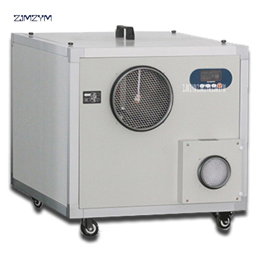 220V Industrial Desiccant Rotary Wheel Dehumidifier KAL-350 Heating power/current 2500/13W/A Dehumidification capacity 2.5kg/h