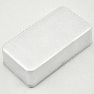 5 шт./лот 1590B/стильный алюминиевый корпус для гитары, педаль для гитары
