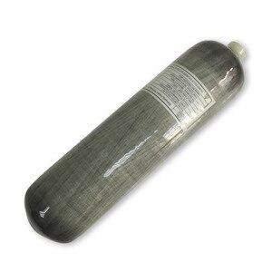 Image 5 - AC10331 3L 4500PSI خزان من ألياف الكربون اسطوانة لاطلاق النار مسدس هواء الصيد/الألوان/PCP الهواء بندقية مع صمام الرماية
