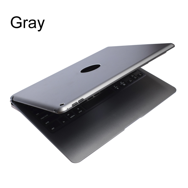 Gray Ipad pro cover smart keyboard 5c649ed9e227b