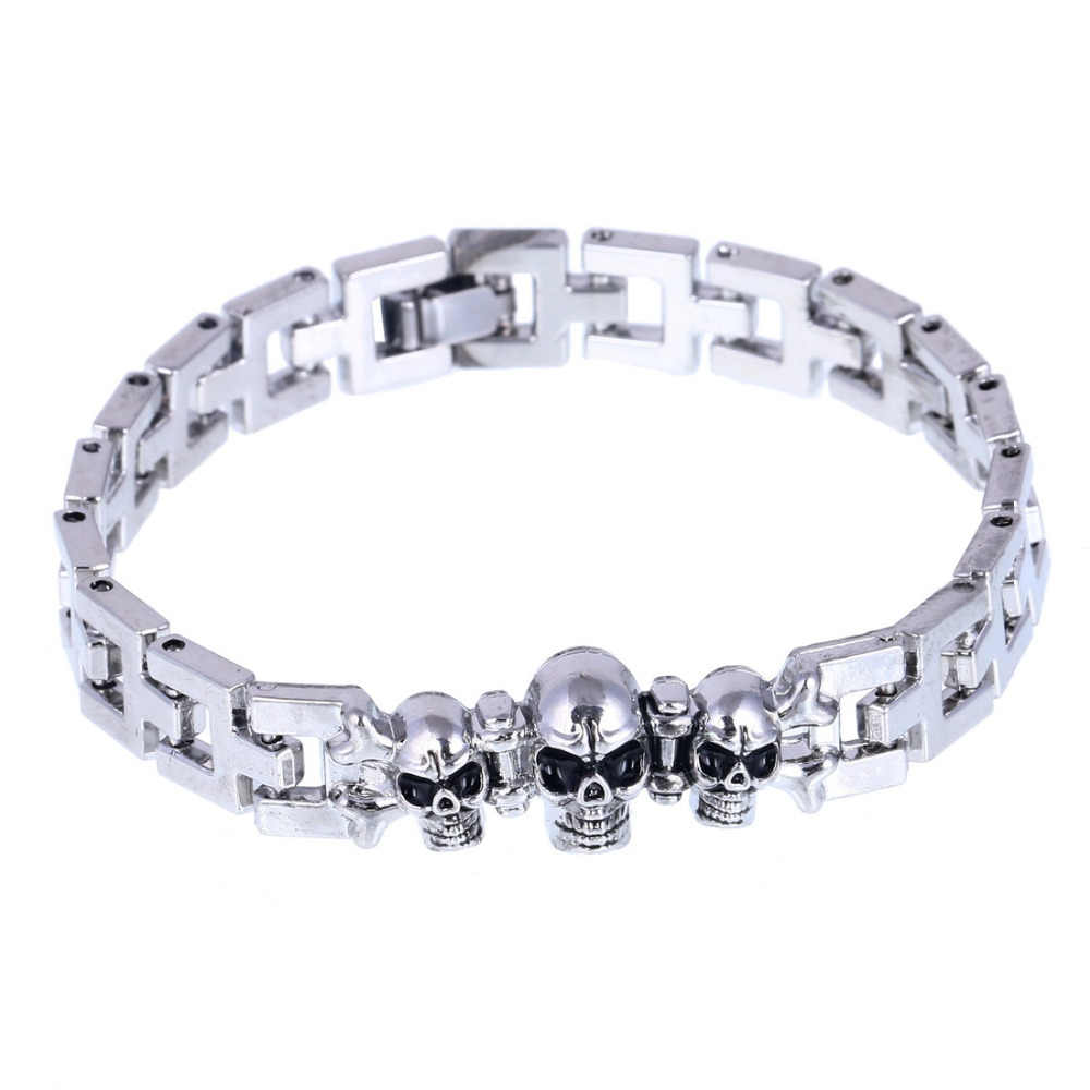 ZOSHI akcesoria mężczyźni bransoletka Brazalet stal nierdzewna srebrny urok Handmake bransoletki biżuteria opaski zespół Pulseira Masculina