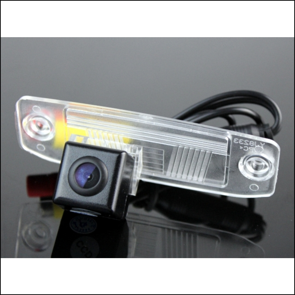 Liislee Car Camera For Hyundai Avega / Brio / Super Pony / Verna High Quality Rear View Back Up Camera For Fans Use  CCD + RCA