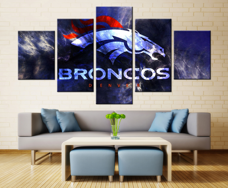 Broncos Wall Art popular broncos poster-buy cheap broncos poster lots from china