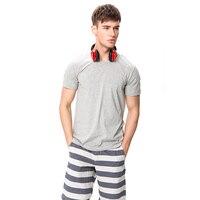 2016 Unisex T Shirt Short Sleeve 100 180g Combed Cotton T Shirts Men Women Curry Thompson