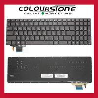 Original New RU Russian Black laptop backlit keyboard for Asus UX51 UX51VZ replacement Notebook keyboard NSK-UPH0R