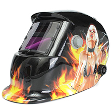 Welding Mask Hood Welding Helmet Solar Automatic Face Protection Electric Welding Mask/Helmet/Welder Cap