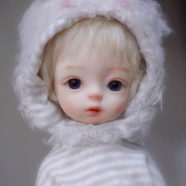 New Arrival 1/6 BJD Doll BJD/SD Cute Lovely For Baby Girl Birthday Gift Present With Eyes