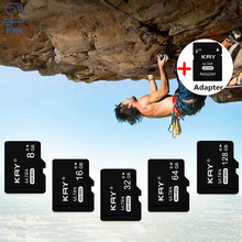 Memory Card 32GB 16GB 8GB 128GB 64GB USB Card Class 10 TF SD Card 8 16 32 64 128 GB Cartao De Memoria Carte Adapter Lezer(China)