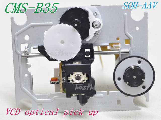 VCD LASER HEAD CMS-B35 WITH 3 BALL SOH-AAV MECH