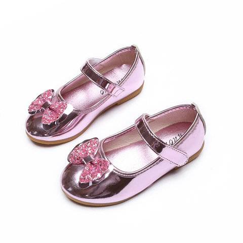 Summer Female Child Leather Sandals Girl Sweet Princess Shoes Baby Dance Shoes Toddler Baby Sandals Girls Top Quality Shoes Lahore