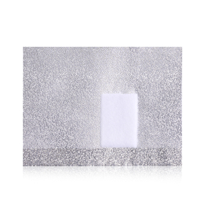 Image 4 - Toptan yüksek kalite 100 adet 200 adet tırnak sanat folyo oje kaldırma folyo jel sarar sökücü kapalı islatın akrilik, 10.5*8.5 cm/adet, H6776
