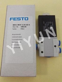 1PC FESTO Solenoid valve MHA3-MS1H-3//2G-3 525135 New