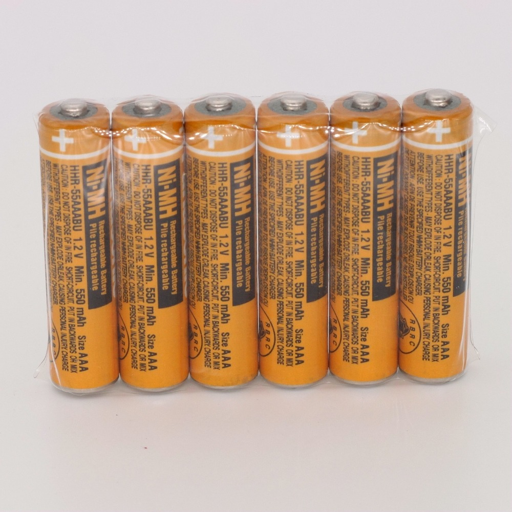 Compare Prices on Aaa 550mah Rechargeable Batteries