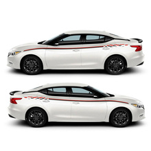 цена на TAIYAO car styling sport car sticker For Nissan MAXIMA SPORT  Mark Levinson car accessories and decals auto sticker