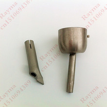 top quality ,5mm round welding tip and tracking nozzle for hot air welder,hot air gun,heat guns