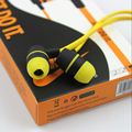 Just do it corredores esporte fone de ouvido fone de ouvido earpod fone de ouvido com fio fones de ouvido estéreo para iphone samsung huawei htc mp3/mp4 presente