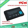 Аккумулятор ноутбука 381373-001 383510-001 HSTNN-IB12 HSTNN-UB12 PB991A для HP Compaq 4200 NC4200 NC4400 TC4200 TC4400 4400 мАч 6 клетки