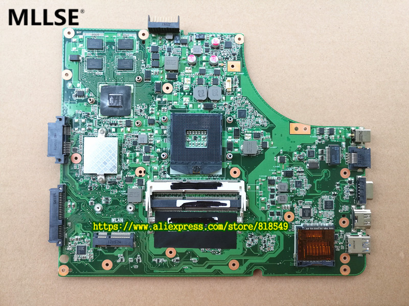 60-N3EMB1300-D14 K53 K53SD Rev 5.1 Laptop Motherboard Fit For Asus K53SD Notebook PC , 90days warranty ! 744008 001 744008 601 744008 501 for hp laptop motherboard 640 g1 650 g1 motherboard 100% tested 60 days warranty