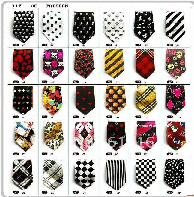 100pcs Men's Ties Men's Narrow Necktie Casual Men's Neckties Cravat Men Tie Colors Mixed NEW Sold