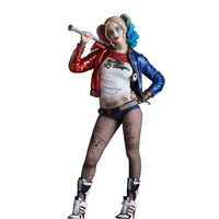 JueJue Crazy Toys Suicide Squad Harley Quinn 1 6th Scale Collectible Figure Model Toy 12 30cm