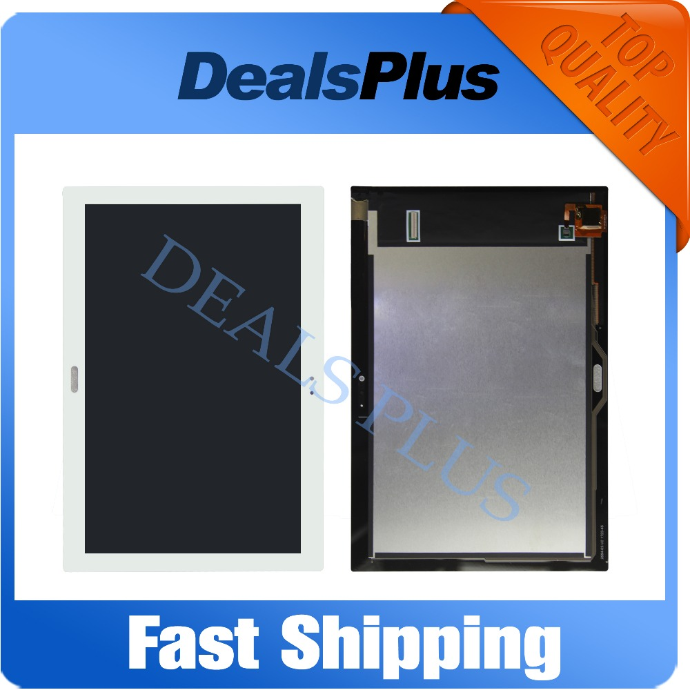 Replacement New LCD Display + Touch Screen Assembly For Lenovo TAB4 Tab 4 10 Plus TB-X704 TB-X704L TB X704 White Black