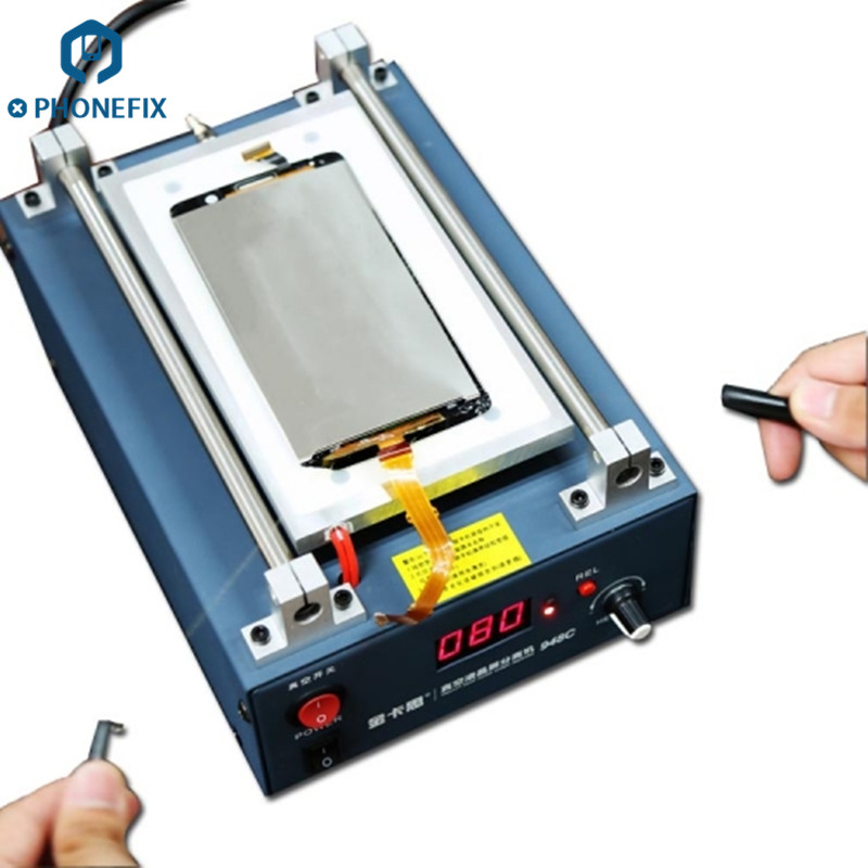 PHONEFIX 14 Inches LCD Separator Vaccum Pump Touch Screen Separating Machine For Mobile Phone LCD Screen RepairPHONEFIX 14 Inches LCD Separator Vaccum Pump Touch Screen Separating Machine For Mobile Phone LCD Screen Repair