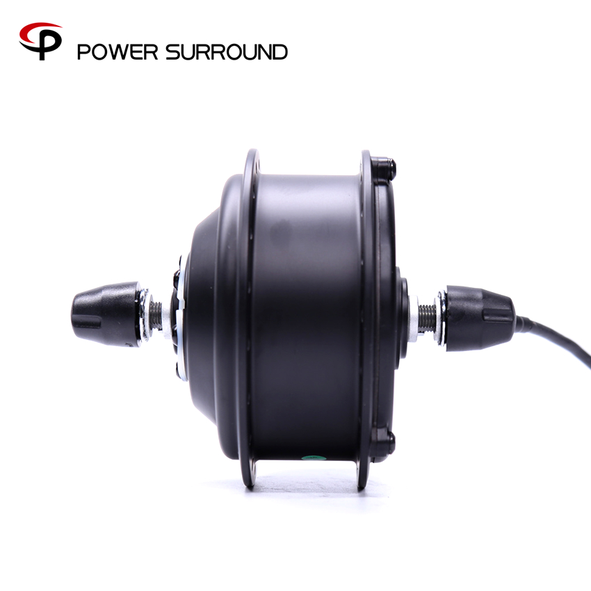 Promotion 36v 350w Front Eletrica Bike Kit Dgw07 Pedelec Hub Motor For Diy Electric Wheel