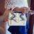 2016 moda senhoras impressão Bailar totes ombro messenger bag famosa marca mulheres bolsa de alta qualidade PU LEATHER compras