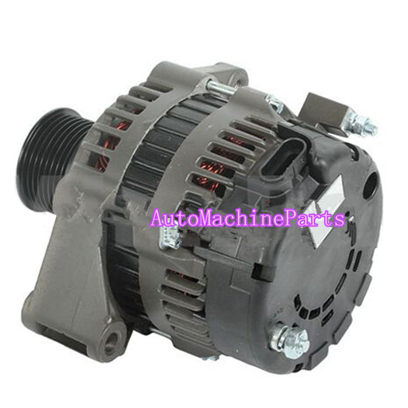US 179 0 Alternator 87042117 12V 95A Fits For NEW HOLLAND SKID STEER LOADER L180 L185 L190 In Generator Parts Accessories From Home Improvement On
