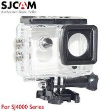New Version Original SJCAM SJ4000 Series Waterproof Case Under Water 30M for SJCAM Action Camera SJ4000Plus SJ4000Wifi SJ4000
