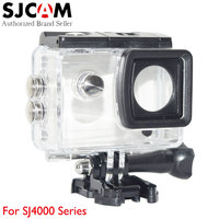 2015 New Version Original Factory SJ4000 Case 30m Waterproof Case For Action Camera SJ4000 And Wifi