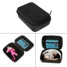 OOTDTY Hard Zipper Case Storage Bag Pouch For Earphone Powerbank 2.5″ HDD Motion Camera